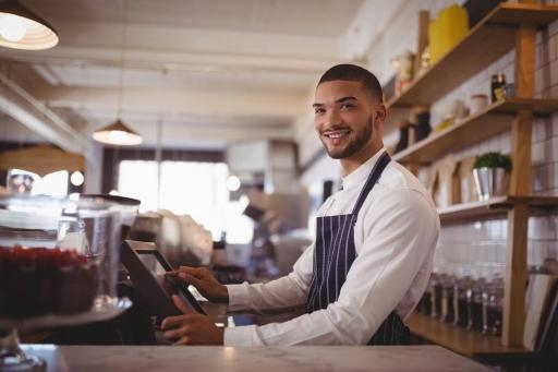 カフェ経営には欠かせない!導入レジの選び方のポイント