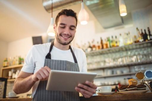 カフェのレジに必要な便利機能を低価格で搭載