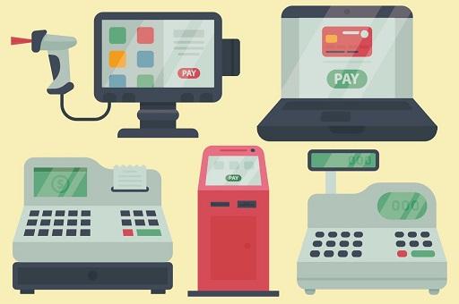 飲食店で活用できるレジの種類